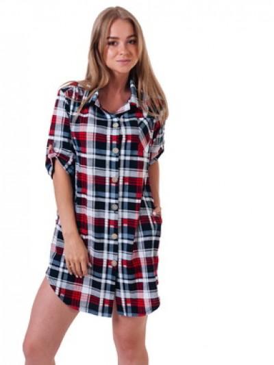 Рубашка 057